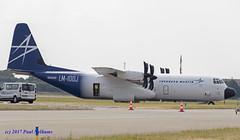 N5103D LM-100J Lockheed-Martin (Anhedral) Tags: parisairshow2017 lebourget n5103d lockheedmartin lm100j l382j hercules freighter