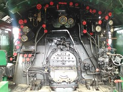 (SymphonicPoet) Tags: stlouis rail museumoftransport newyorkcentral 2933 railroad steam cabinterior