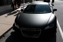 Audi R8 (raymondclarkeimages) Tags: rci raymondclarkeimages 8one8studios apsc xseries usa yahoo google flickr mirrorless fujifilm x100f 23mmf2 car automobile audi quattro r8 performance outdoor