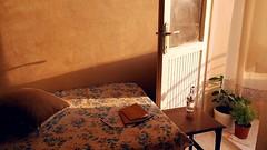 Balkonum Kapısı (halilsimsek) Tags: balcony door sunset sunsetting room wall