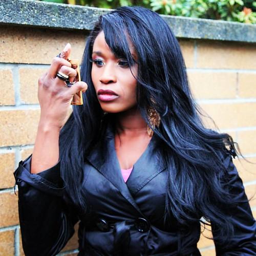 Trying to rock it 😆😆😆😆💋💋💋❤❤❤❤ #rockit #stayfaboulous #lookingfresh #beautyinside
