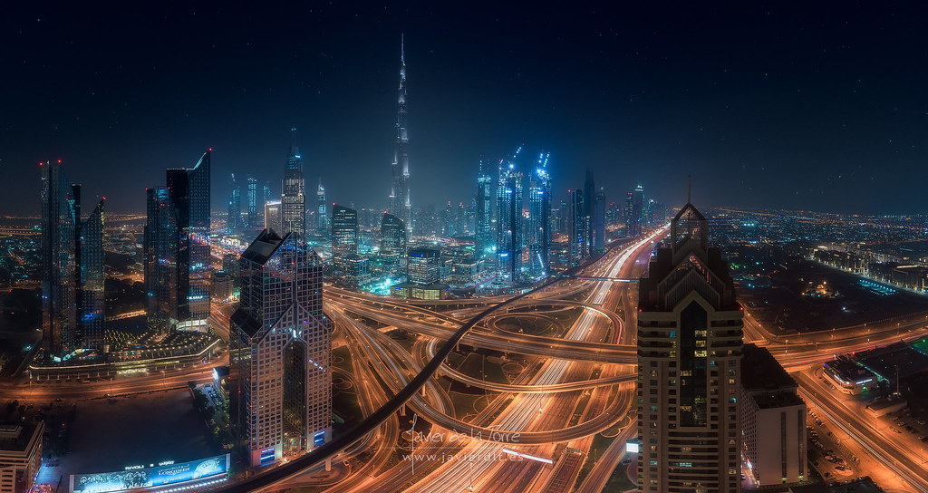 downtown javier de la torre garca tags dubai burjkhalifa night cityscape travel