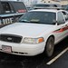 Wellsville Ohio Police  K-9 Ford Crown Victoria