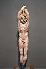 Le satyre Marsyas (musée de la centrale Montemartini, Rome)