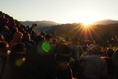 Sunrise Dusk 日出|阿里山 自忠 (里卡豆) Tags: olympus penf leica dg 12mm f14 sunrise dusk 日出 阿里山 自忠 alishan 嘉義 chiayi 台灣 taiwan dawn 破曉 拂曉 天空 mountain alimountain 雲海