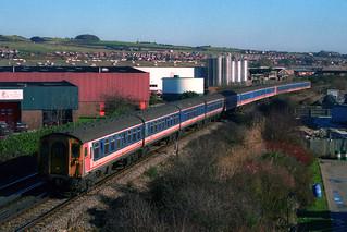 1699, 1321 & 1317, Farlington, February 17th 2000