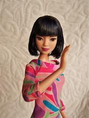 Totally Bob Lea (Dollytopia) Tags: barbie doll lea kayla asian kira miko japan korea kpop jpop cute ulzang kawaii china haircut makeover