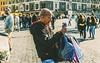 Three things in one (penn.sara) Tags: nikon topitaliaphoto nikonitalia shadow photographer roma photography topworldphoto phography photo people man impegno fotografia streetphotography streetphoto streetphotographyinternational street piazza place