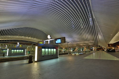 Gare Guillemins
