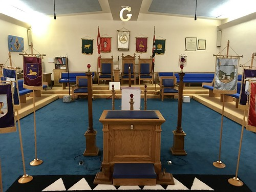 Parry Sound Masonic Temple, Parry Sound, Ontario, Canada