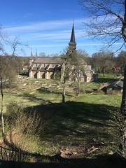 Varnhems klosterkyrka, finns säkert en del skatter gömda där (Göran Nyholm) Tags: fotosondag fs170507 fotosöndag skatt
