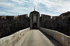 Citadelle Saint-Elme (giovanibr) Tags: france frança villefranche citadelle saintelme monument historique gate citadel nice fort forte forteresse côtedazur costa azul blue coast