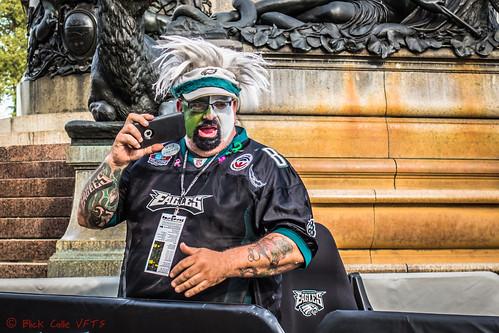 Typical Eagles Fan