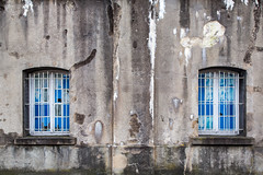Fort Breendonk Prison Camp, Belgium (Jill Clardy) Tags: antwerp belgium europe location riversplendor vantagetravel camp breendonk fort prison wwii worldwarii german interrogation imprisonment torture hanging death cold chilling internment concrete 201704054b4a3037