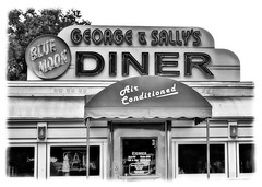 The Diner (nelhiebelv) Tags: diner streamlined