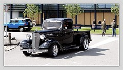 Chevrolet Pickup / 1936 (Ruud Onos) Tags: chevrolet pickup 1936 chevroletpickup1936 be6170