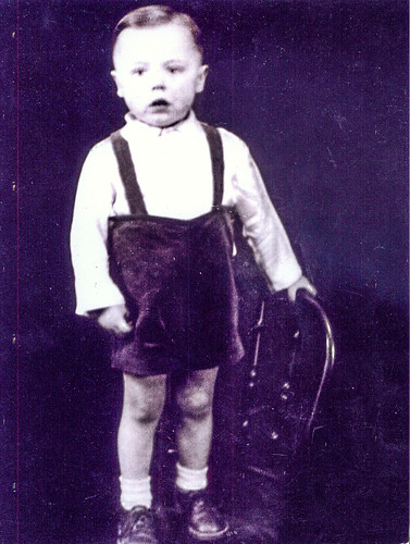 Bernard Steel (Benny) Garngad 1939