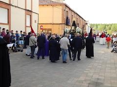 1425 (amgirl) Tags: mansilladelasmulas maundythursday april13 2017 day15 semanasanta holyweek spain meseta abril april caminodesantiago procession juevessanto