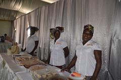 Cassava food products exhibition (IITA Image Library) Tags: iita50 iitamozambique inauguration celebration cassava manihotesculenta foodproducts iita