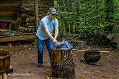 IMG_1947 (Mountain Creative c/o Glenn Whittington) Tags: foxfire heritage appalachia mountains mountain georgia blue ridge rabun