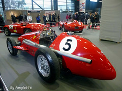 Ferrari Tipo 500 1952 (fangio678) Tags: retromobile paris 09 02 2017 ferrari tipo 500 1952 italienne voiture voituresanciennes collection cars classic coche race course oldtimer youngtimer