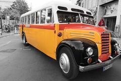 Fordson Thames ET (Role Bigler) Tags: bus canoneos5dsr ef163040l et malta fordson fordsonthames maltesebus oldmaltesebus oldtimer omnibus thames vintagebus