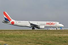 F-HBLF  CDG (airlines470) Tags: fhblf erj190ar erj190 erj 190 msn 158 hop cdg airport