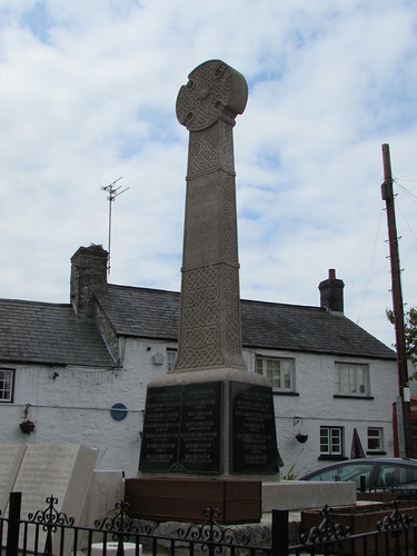 Llantwit Major: War Memorial (South Glamorgan)