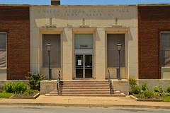 Post Office of Sulphur, OK (radargeek) Tags: sulphur oklahoma ok postoffice architecture wpa 1937