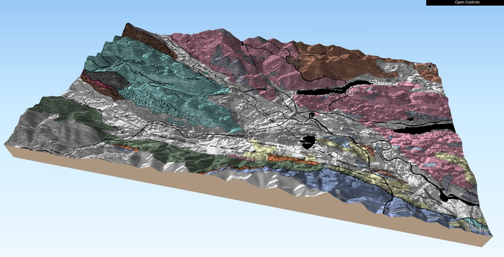The World's most recently posted photos of 3d and qgis - Flickr Hive