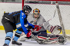 MAKE YOUR MOVE 2017 / shoutout tournament (WeGseB) Tags: hockey stickhandling shoutout puck ice player game sports goalie goaler breakaway
