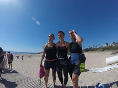 G0037754 (Visit Pilar de la Horadada) Tags: swimmers meeting point hibernismare swim natación nadar milpalmeras pilardelahoradada alicante costablanca vegabaja comunidadvalenciana quedada beach strand swimm