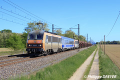 BB26209 sur train Sibelin Woippy vers La Vavrette Tossiat (philippedreyer1) Tags: