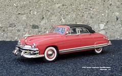 1949 Kaiser Virginian Hardtop Sedan (JCarnutz) Tags: 143scale diecast whitemetal conquest 1949 kaiser virginian