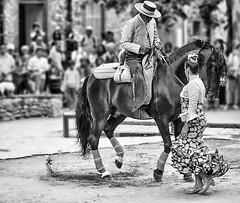 Doma vaquera (jp Loazo) Tags: cheval vaquero domavaquera danseuse espagnol