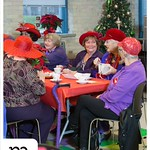 Seniors Holiday Teas 2016
