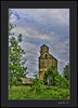 Durand Coaling Tower (the Gallopping Geezer '5.0' million + views....) Tags: railroad train trains yard trainyard old freight transportation travel railroadtown durand mi michigan historic history railroadscene canon 5d3 24105 geezer 2016 tower coaltower coal coalingtower coaling processing tonemap tonemapped hdr photomatrix