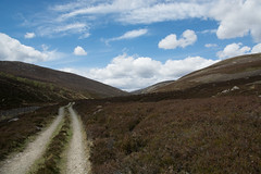 Gleann an t-Slugain (Samwaaal) Tags: scotland highlands scottish cairngorms hiking walk landscape mountains braemar beinn abhuird glen avon ben howff secret