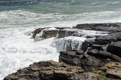 Spilt milk! (andythomas390) Tags: rocks sea waves water moelfre anglesey northwales nikon d7000 18200mm
