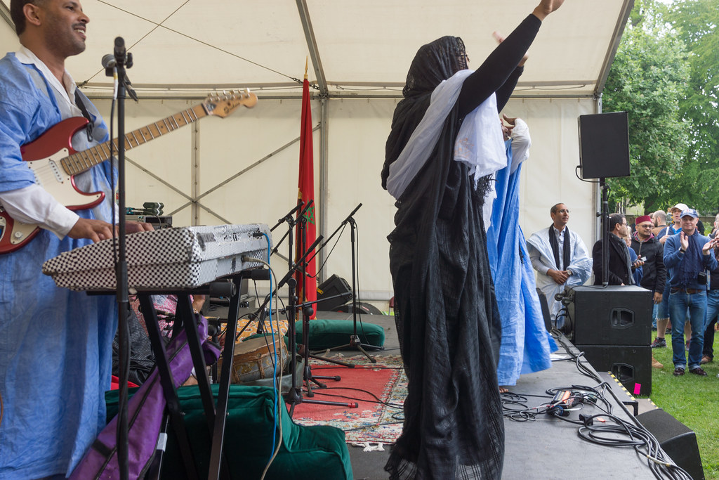 Mnat Aichata A Southern Morocco Band [Africa Day 2017 Dublin]-128869