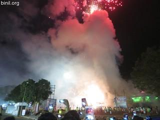 Thrissur Pooram Sample Fireworks 2017 3