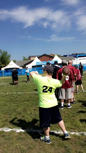 NFL Draft Clinic with the Phila. Eagles