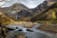 Nevis Gorge (Mark Alan Andre) Tags: markalanandre scotland travel unitedkingdon highlands river waterfall valley gorge ben nevis long exposure