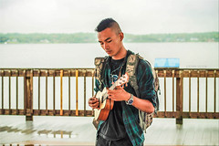 Final Strum (Jay Salazar) Tags: ukulele music md solomos