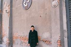 (消化餅) Tags: nikon fm2 35mm f2 kaohsiung 高雄 駁二 陳德愷