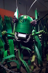 Grasshopper | Robot Zoo | Horniman Museum | May 2017 (Paul Dykes) Tags: hornimanmuseum museum sydenham london england uk museums robotzoo