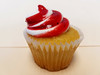 Cupcake 04-26-17 (MelenaMe) Tags: cupcake cake sweet frosting strawberry delicious tasty baked