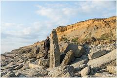 Nando in Audresselles (HP025600) (Hetwie) Tags: capblancnez coast frankrijk capgrisnez france cotedopale kust zee strand opaalkust sea nando cap audresselles hautsdefrance fr