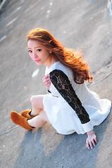Lili1054 (Mike (JPG直出~ 這就是我的忍道XD)) Tags: lili 台灣大學 d300 model beauty 外拍 portrait 2014