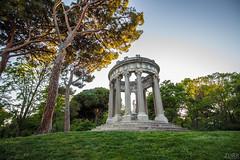 Parque del Capricho (Cruz-Monsalves) Tags: parque tolos griego greek madrid españa capricho park